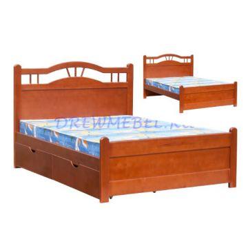 Кровать Любимая (сосна)