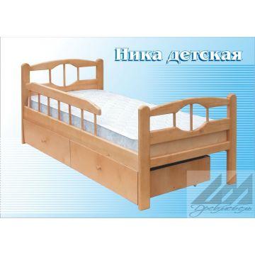Детская кровать Ника из сосны