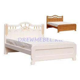 Кровать Гранд (сосна)
