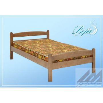 Кровать Вера (сосна)