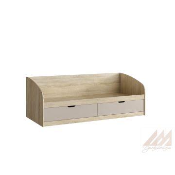 Кровать Акварель НМ 008.63