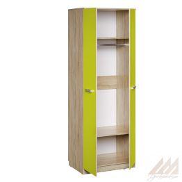 Шкаф для одежды Акварель НМ 013.02-03