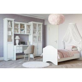 Детская кровать Прованс НМ-008.62