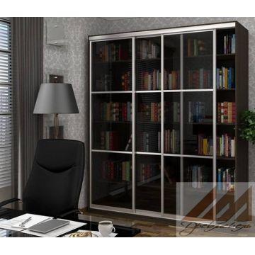 Шкаф купе для книг