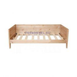 Кровать Атланта с тремя спинками