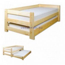 Выдвижная кровать Дуо
