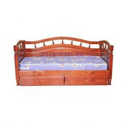 Кровать Джулия с тремя спинками