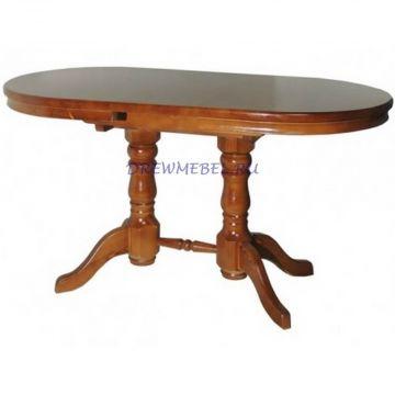 Овальный обеденный стол СО 106 раздвижной