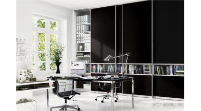 Как выбрать шкаф купе в офис?