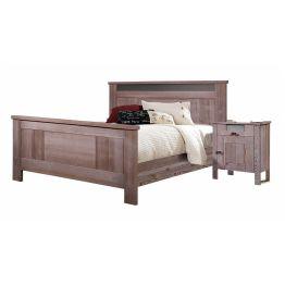 """Кровать двухспальняя """"Доминика"""" (2000*1800) (б/о) БМ 2120"""