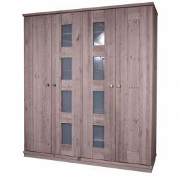 """Шкаф 4-х дверный """"Доминика"""" БМ 2107"""