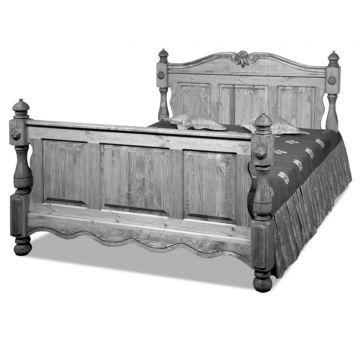 """Кровать 2-сп. """"Викинг GL"""" (браширование)"""
