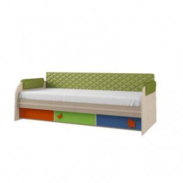 Кровать с тремя ящиками №12.1 Корвет МДК 4.13