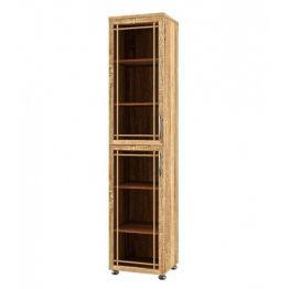 Шкаф для книг №196 Корвет МК 48