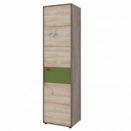 Шкаф для белья №124 Корвет МДК 4.14