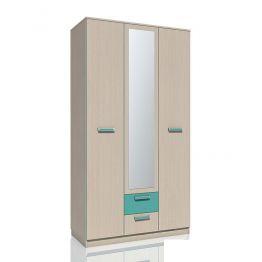 Шкаф для одежды Рико НМ 013.08-01