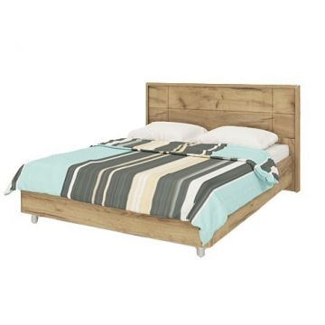 Кровать с ортопедическим основанием №235 Корвет МК 52