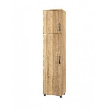 Шкаф для белья №185 Корвет МК 48
