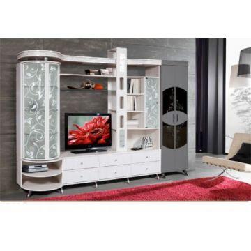 Шкаф комбинированный с витриной Орфей-11 КМК 0364.1