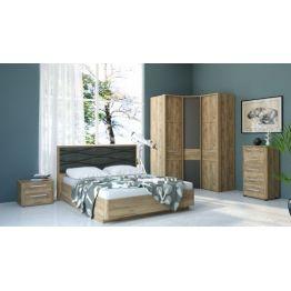 Спальня Корвет МК 52 (4)