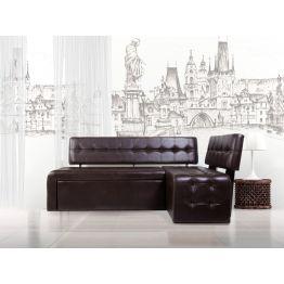 Кухонный диван Прага со спальным местом