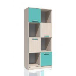 Шкаф для книг Рико НМ 009.06