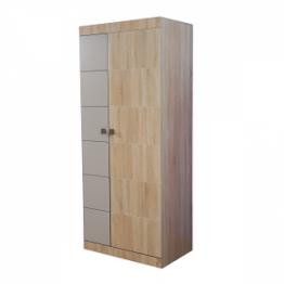 Шкаф 2-х дверный Лондон КМК 0467.10