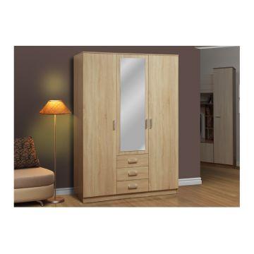 Шкаф для одежды 06.291 Фриз с зеркалом