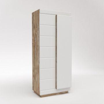 Шкаф для одежды 2-х дверный Роксет КМК 0554.11