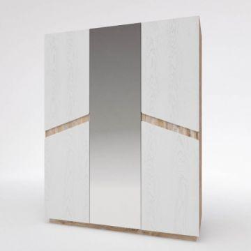 Шкаф для одежды 3-х дверный Лайт КМК 0551.9