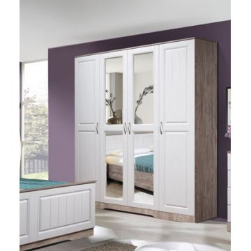 Шкаф для одежды 4-х дверный Марсела КМК 0648.11