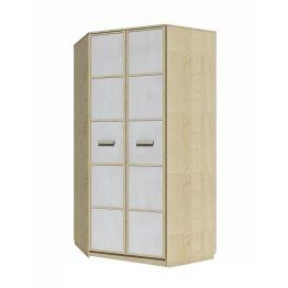 Шкаф угловой для одежды Фанк 013.04-04
