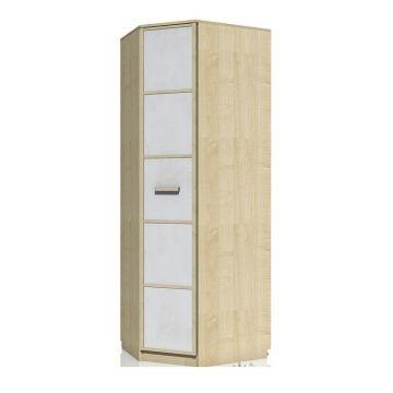 Шкаф угловой для одежды Фанк НМ 013.04-02