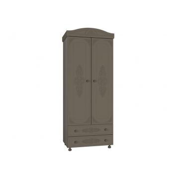 Шкаф для одежды Ассоль Плюс АС-2 Грей