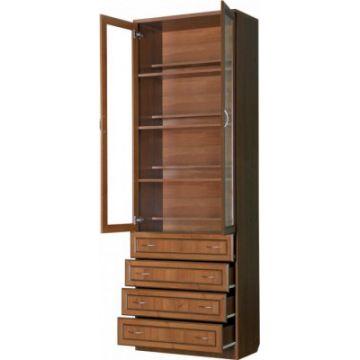 Шкаф с ящиками для книг Гарун 204