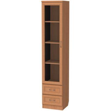 Шкаф с ящиками для книг Гарун 220